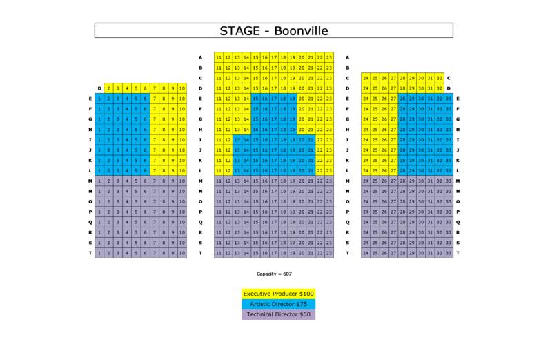Boonville Auditorium
